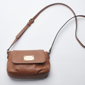 Michael Michael Kors Tan Mini Crossbody
